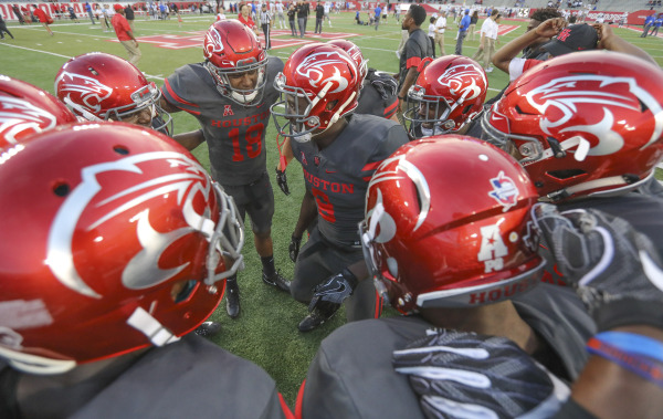 Houston Cougars Spring Football