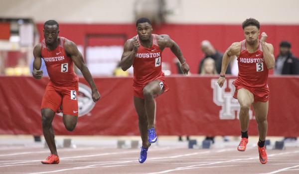 UH Indoor Track
