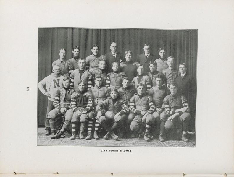 John R Bender 1904