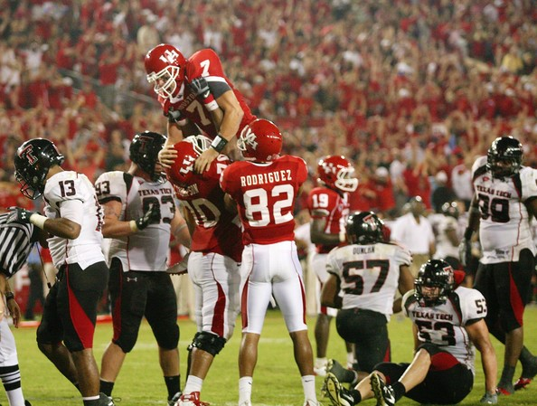 Case Keenum - Texas Tech 2009
