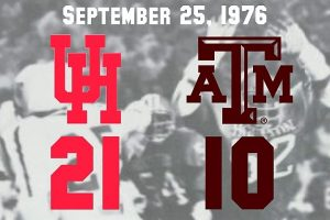 Coogs Beat The Aggies