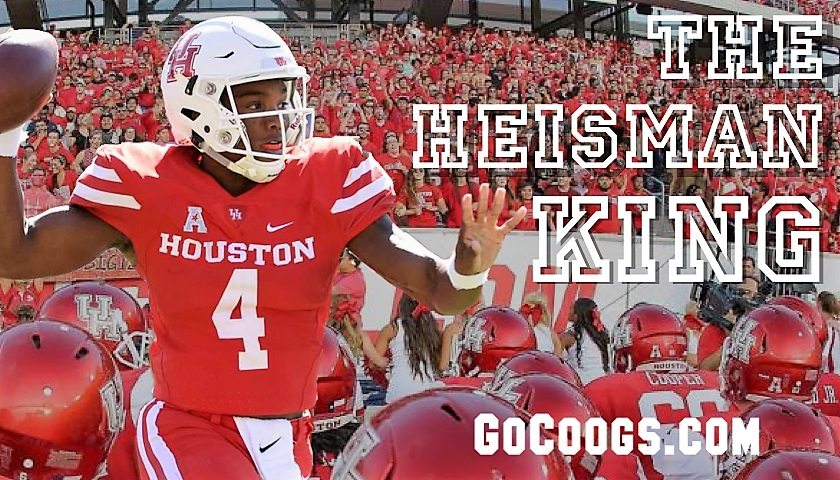 D'Eriq King - The Heisman King