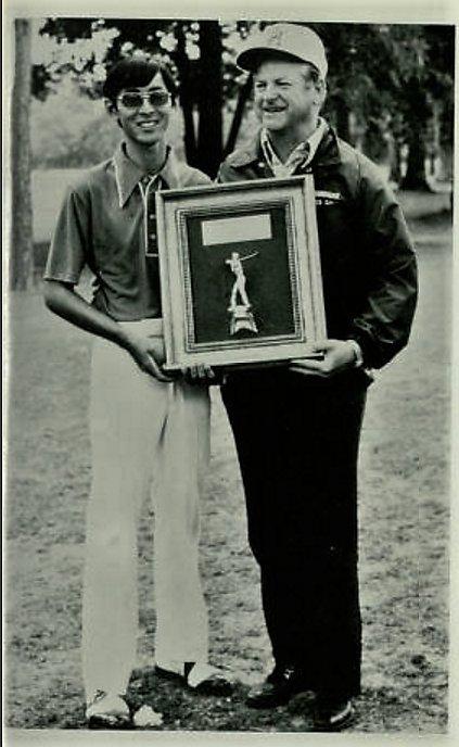 David Ishii won the AAII in 1974 and 1977
