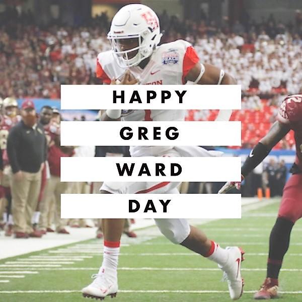 Greg Ward Day Celebration