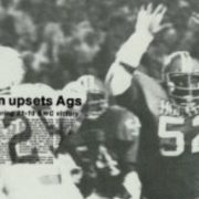 Houston Cougars beat Texas A&M Aggies 1976