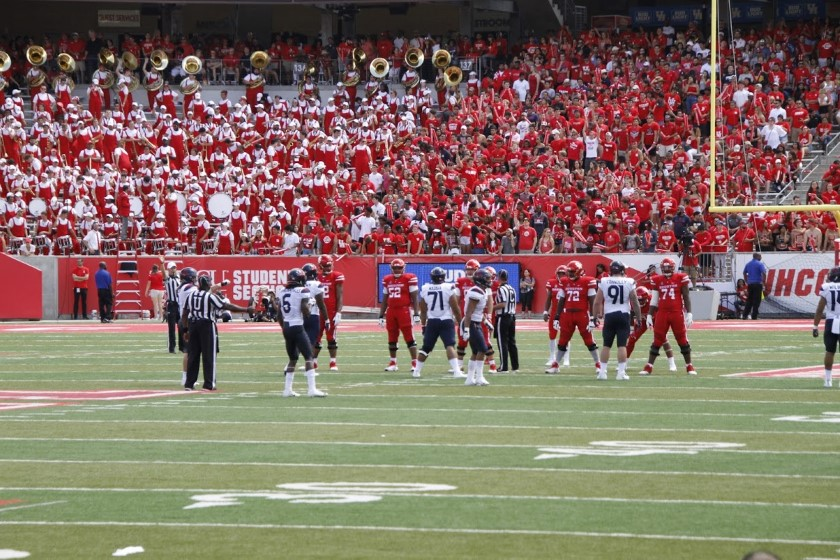 Houston Cougar defense