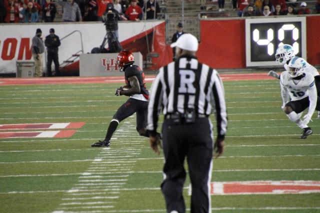 Marquez Stevenson 3rd & 14 catch