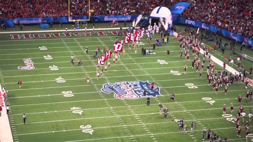 Houston Cougars: Peach Bowl Champs