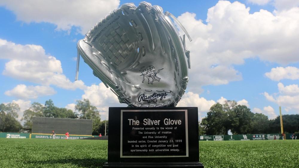 Silver Glove Trophy