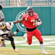 Terrell Brown running back Houston