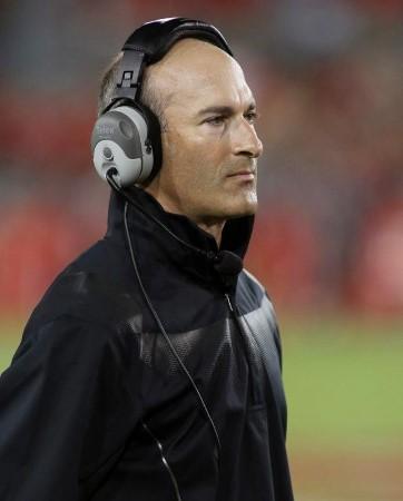 Tony Levine jacket 2012 opener vs Texas State