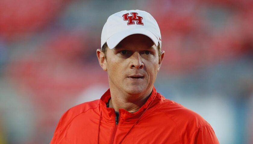 Major Applewhite Houston Cougars