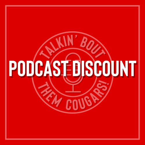 GoCoogs podcast discount